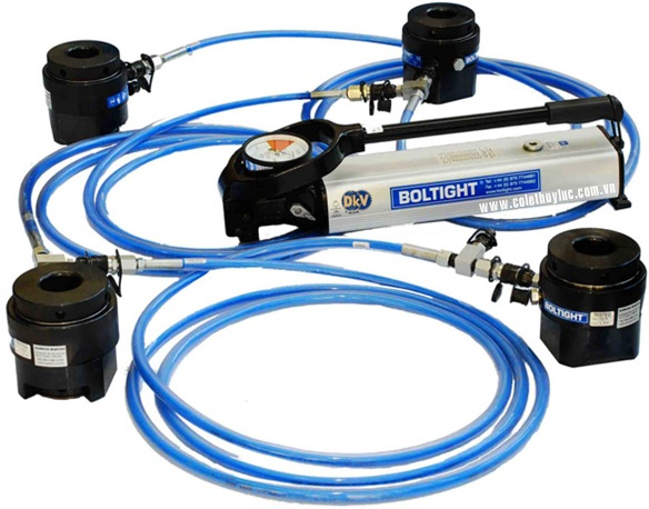 bom cang bulong thuy luc Boltight BT-1515, Boltight hydraulic hand pump BT-1515