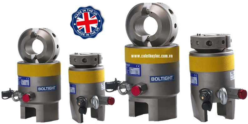 cang bulong thuy luc duoi nuoc Boltight G5, Boltight subsea tensioner G5, M80