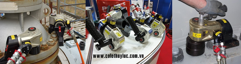 co le thuy luc Plarad Plarad MX-EC 75 TS, Plarad square hydraulic torque wrench MX-EC 75 TS, Germany